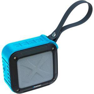 BLAUPUNKT BLP6000 Enceinte Bluetooth Anti-choc et étanche 3W Bleue