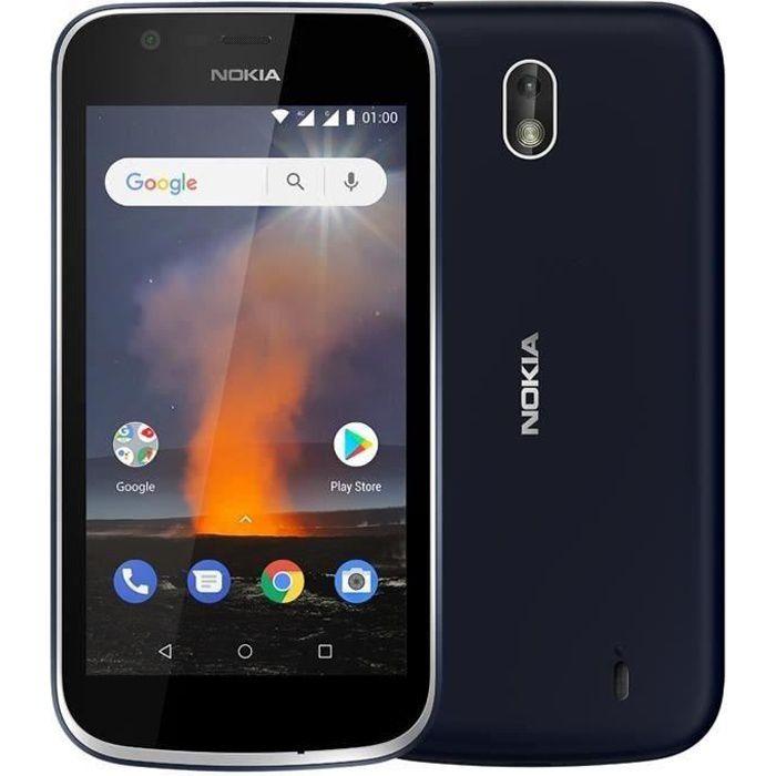 Nokia 1 Dark Bleu