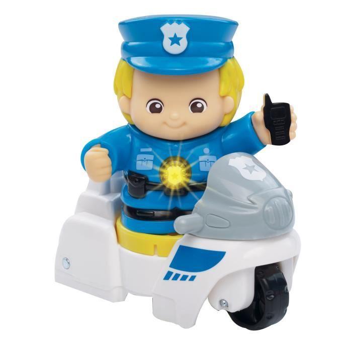 VTECH - Tut Tut Copains - Olivier le Policier et sa Moto
