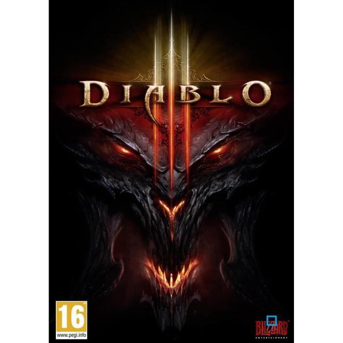 Diablo 3 Jeu PC-MAC