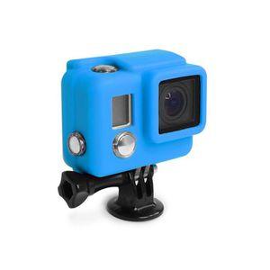 SILICONE COVER HD3+ Housse de protection en Silicone pour boitier caméra GoPro