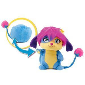 POPPLES Peluche Transformable Parlante 25 cm - Lulu