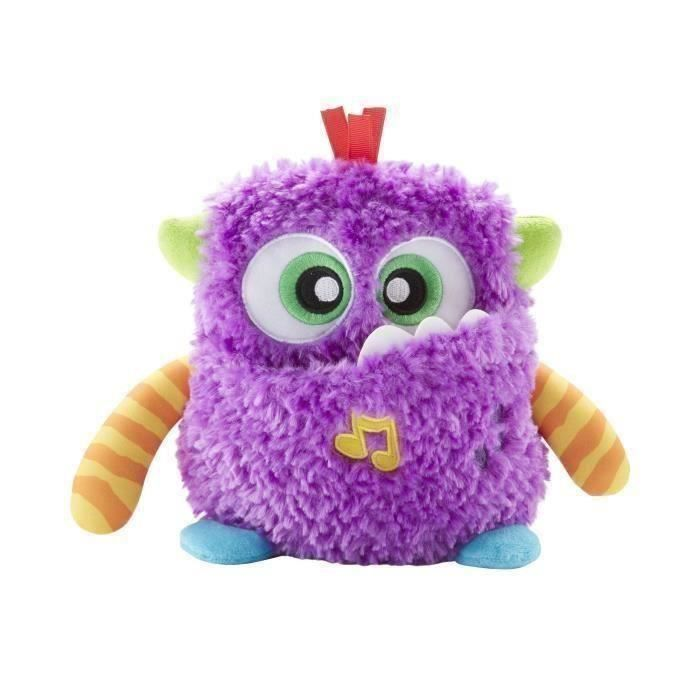 FISHER-PRICE - Le Monstre Câlin Musical - Peluche interactive