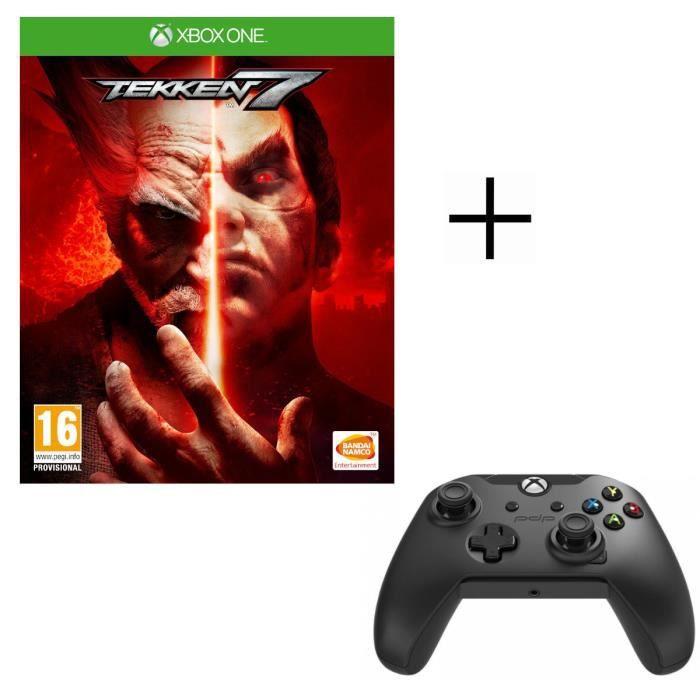 Tekken 7 Jeu Xbox One + Manette PDP