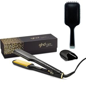 Pack GHD Styler Gold Max + Brosse Plate
