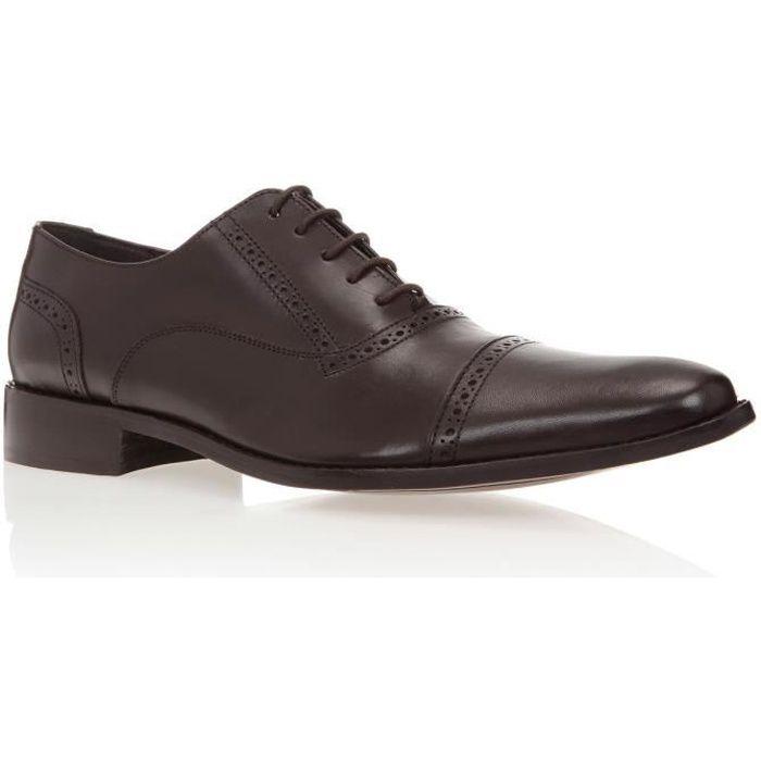 J.BRADFORD Richelieu Cuir Glum Chaussures Homme