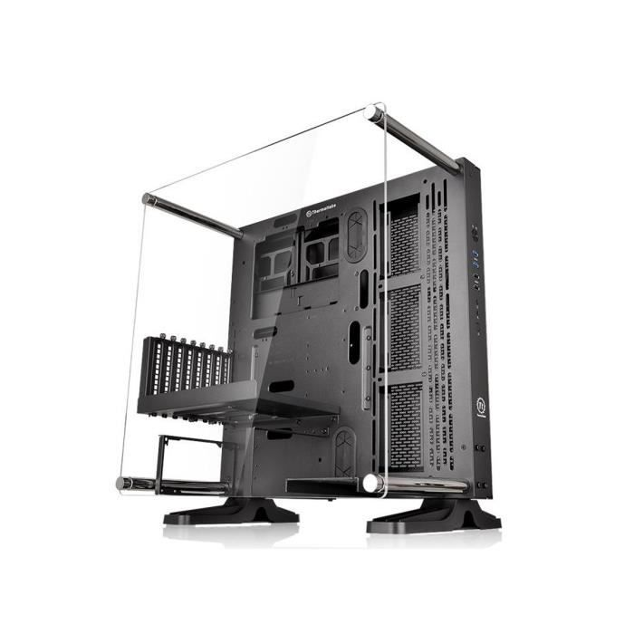 Thermaltake Boîtier PC Core P3 - Noir - Moyen Tour