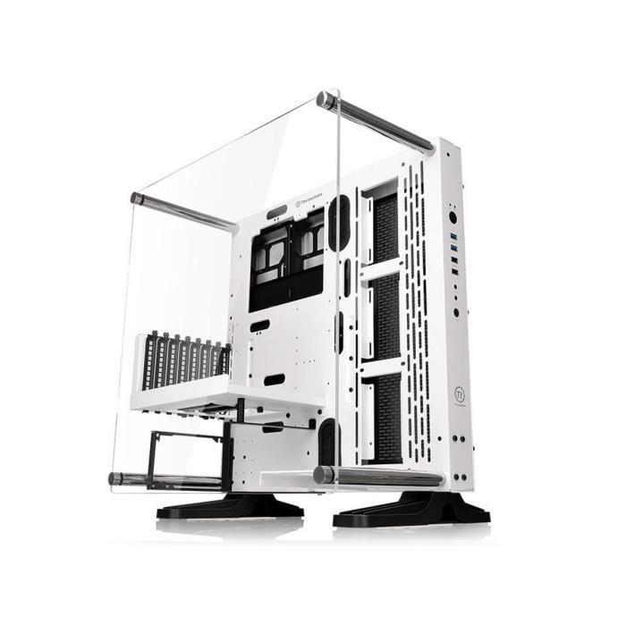 Thermaltake Boîtier PC Core P3 - Snow Edition - Moyen Tour
