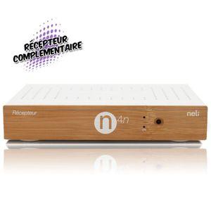 NELI N4N Récepteur TV additionnel pour NELI N4