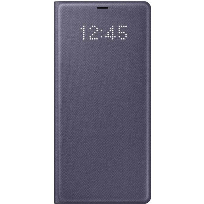 Samsung LED View Cover Note8 - Lavande