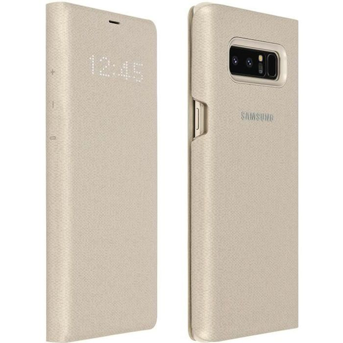 Samsung LED View Cover Note8 - Or