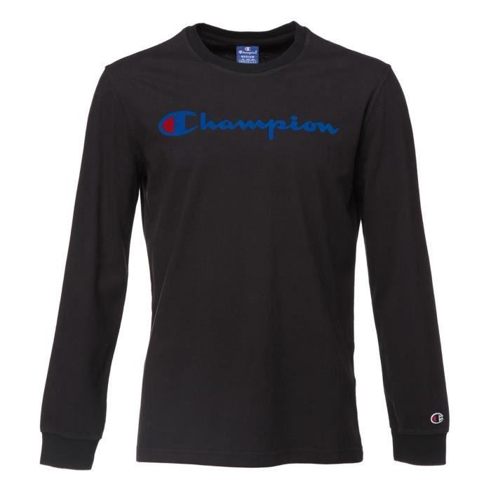 CHAMPION T-shirt - Homme - Noir
