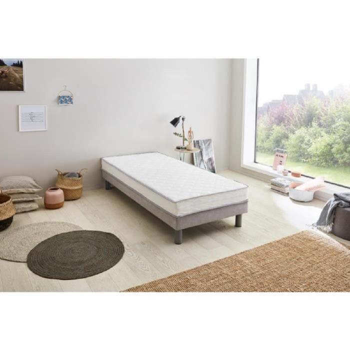 matelas mousse finlandek 90 x 190 vente discount. Black Bedroom Furniture Sets. Home Design Ideas