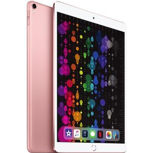 APPLE iPad Pro  - 10,5'' - Stockage 64Go - WiFi/4G - MQF22NF/A - Rose Gold - Nouveauté
