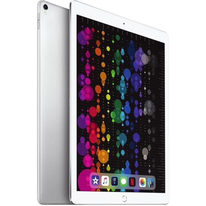 """APPLE iPad Pro - 12,9"""" - Stockage 512Go - WiFi - MPL02NF/A - Argent - NouveautéTABLETTE TACTILE"""