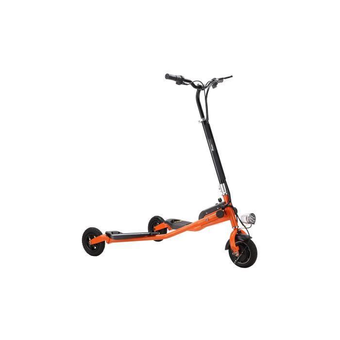 MOOVWAY Tricycle électrique Idis - Moteur 250W - 36V - 4Ah - 8\