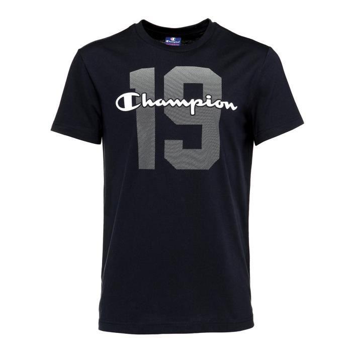 CHAMPION T-shirt 19 - Homme - Marine