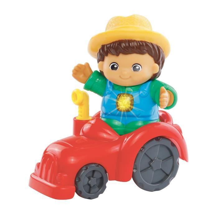 VTECH - Tut Tut Copains - Noé P'tit Fermier et son Tracteur