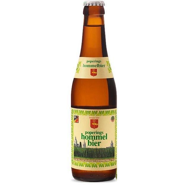BRASSERIE VAN EECKE Hommelblier Bière Blonde - 25 cl - 7,5 %