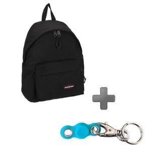 Pack EASTPAK Noir + My pocket Spinner