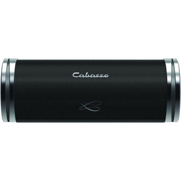 CABASSE SWELL Enceinte Bluetooth Nomade Haute-Fidélité - Noir