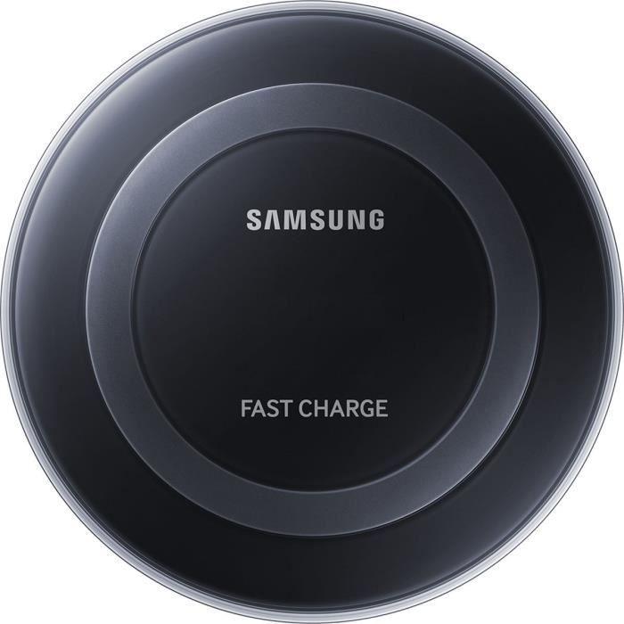 Samsung Chargeur à induction rapide - Noir