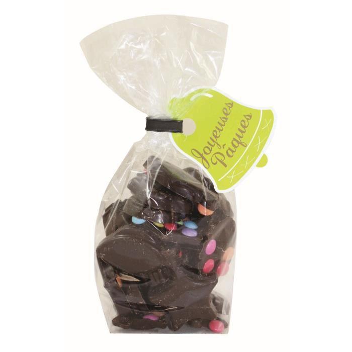 MAISON TAILLEFER Confiseur Friture Chocolat Noir sachet de 225g