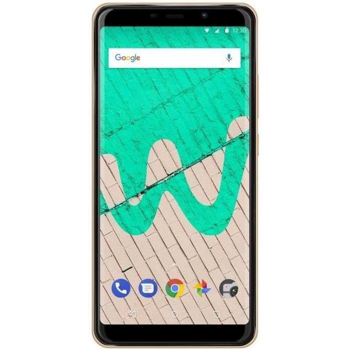 Wiko View Max Gold