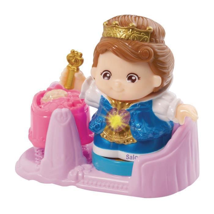 VTECH - Tut Tut Copains - Le Royaume Enchanté - La Reine Salomé et son Bébé