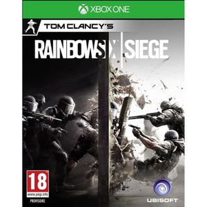 Rainbow Six Siege - Jeu Xbox One