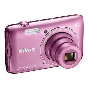 NIKON COOLPIX A300 Appareil photo numérique compacte - Rose