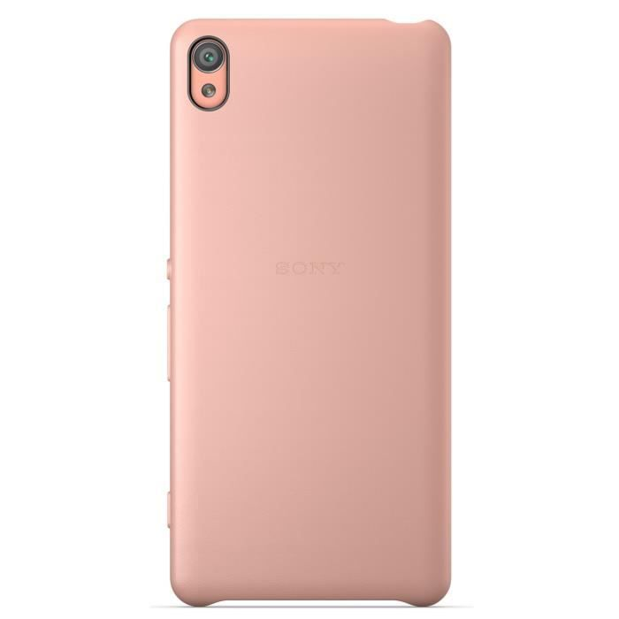 Sony Back Cover pour Xperia XA Rose