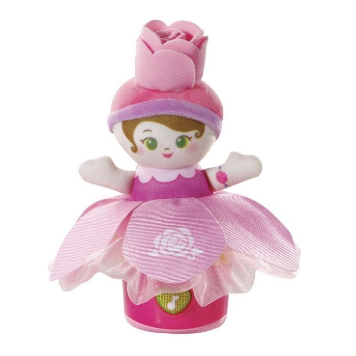 VTECH - Little Love - Fleurs magiques - Rosie la Rose