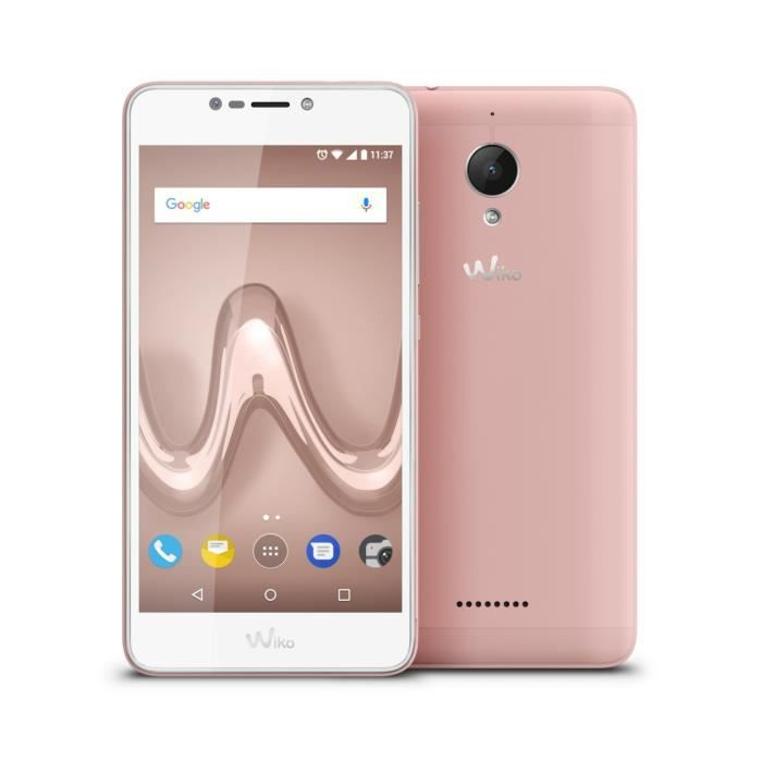 Wiko Tommy 2 Plus Rose Gold
