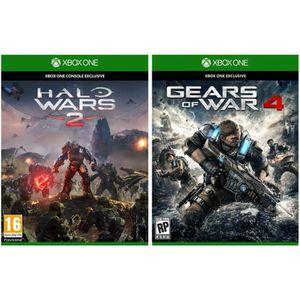 Pack Halo Wars 2 + Gears of War 4