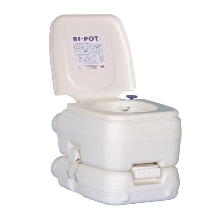 TRIGANO WC Portable 125 L / 20 L