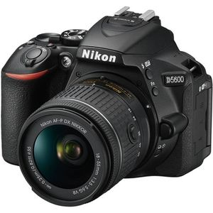 NIKON D5600 + Objectif AF-P 18-55 VR