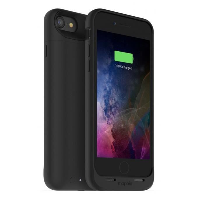 Mophie Juice Pack Air 2525 mAh Case for iPhone 7 Noir