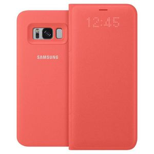 Samsung LED View cover Rose pour Galaxy S8+