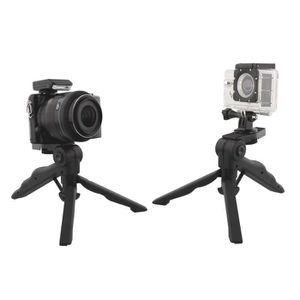 T'nB SPTRIPOD 2 en 1 poignée et mini trépied pour caméra sport et appareil photo compact