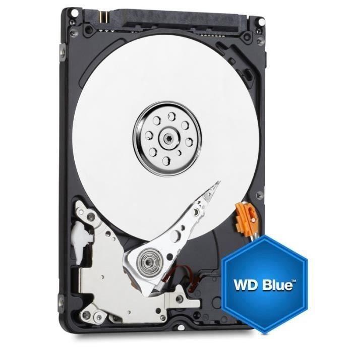WD Blue 500Go 8Mo 2.5\
