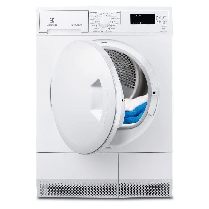 ELECTROLUX EDP2074PZW - Sèche-linge - 7kg - Condensation - Classe B