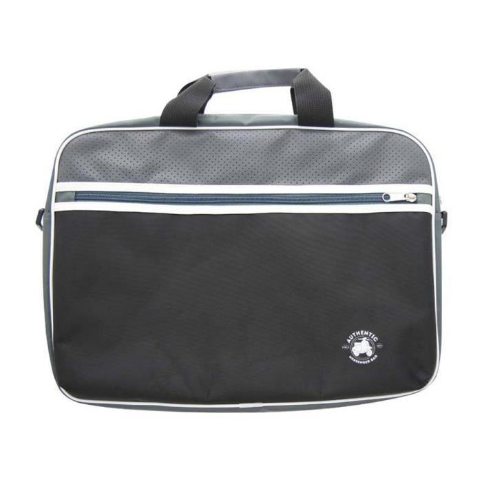T'nB - Mallette pour ordinateur portable 15.6 pouces - Gris - NBAUTHGR15