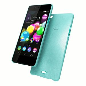 Wiko Coque Ultra fine pour Highway Pure bleen
