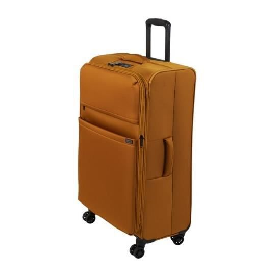 JUMP - ODDA Valise 4 Roues 75 cm Moutarde