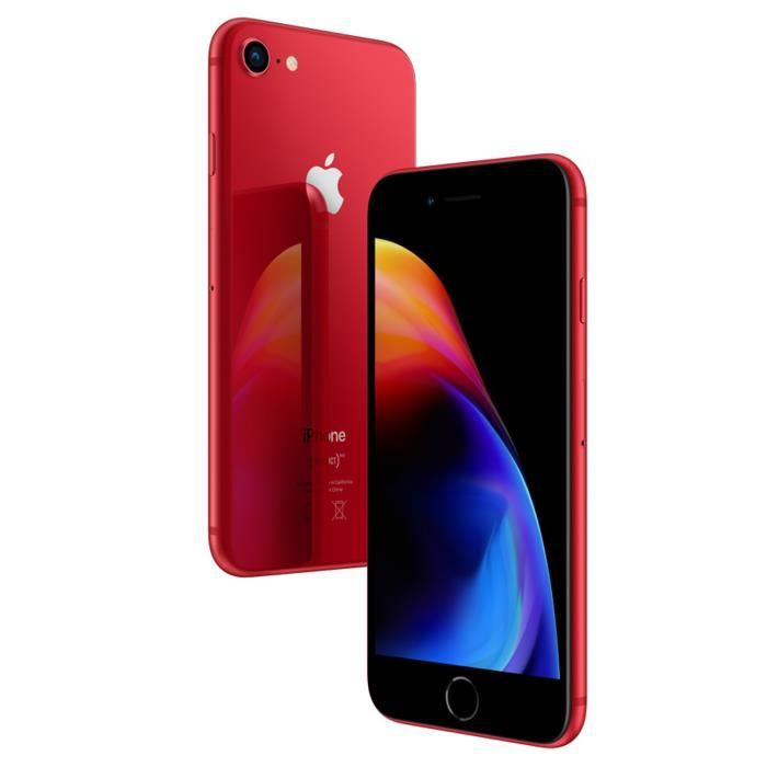 APPLE iPhone 8 (PRODUCT)RED Special Edition 256Go