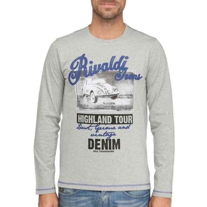 RIVALDI T-Shirt Homme