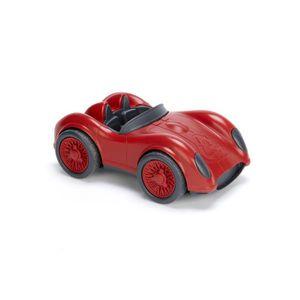 Green Toys - La voiture de course - Rouge