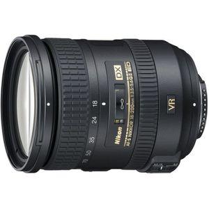 NIKON AF-S DX NIKKOR 18-200mm f/3,5-5,6 ED VRII Objectif pour appareil photo numérique Reflex