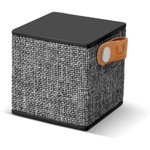FRESH 'N REBEL ROCKBOX CUBE FABRIQ Enceinte Bluetooth Grise